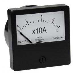 Амперметр Э8030-М1 50/5 А