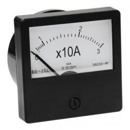Амперметр Э8030-М1 30 А