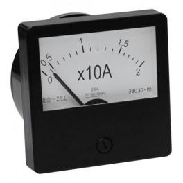 Амперметр Э8030-М1 20 А