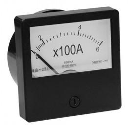 Амперметр Э8030-М1 600/5 А