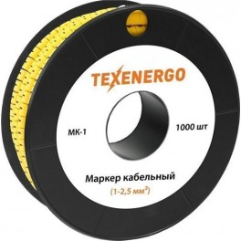 Маркер МК1-2,5 мм символ 'В' 1000шт/рол.