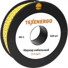 Маркер МК2- 4 мм символ '2' 500шт/рол.