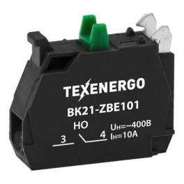 Вспомогательный блок контактов для ВК21-ZBE101 1з (1NO)