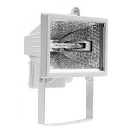 Прожектор галогенный ИО150Вт белый IP54