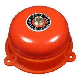 Звонок громкого боя МЗМ-1К 220АС 75мм цвет красный