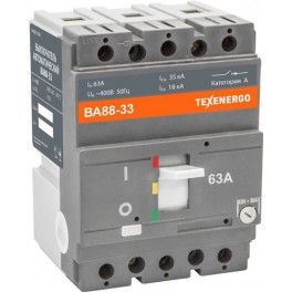 Выключатель автоматический ВА 88-33 63А