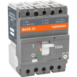Выключатель автоматический ВА 88-33 100А