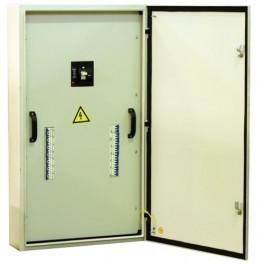 Пункт распределительный ПР навесной (ввод 3ф 250А / отх. 3ф 16А -14шт. ) IP54 автоматы ВА5735, ВА6729