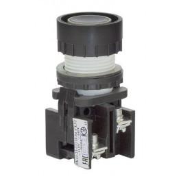 Выключатель кнопочный ВК-43-21 11110 1з+1р черн.