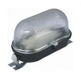 Светильник НБП 02-60-030 (НПБ 03-60-001) (ПСХ черный) IP54 б/реш.пластик