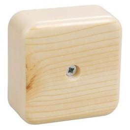 Коробка о/у для к/к 75х75х28 сосна