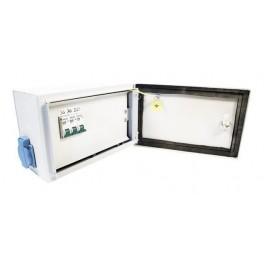 Ящик с пониж. трансформатором ЯТП-ОСО-0,25 220/36 В IP54 (3 автомата)