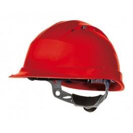 КАС402-3 Каска строительная красная