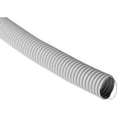 Труба ПВХ гофриров. 20 мм строительная с зондом (100м.)