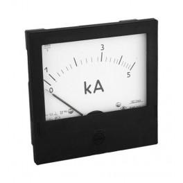 Амперметр Э-365.1-1 5000/5А, 50Гц