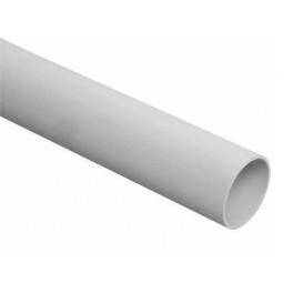Труба ПВХ жесткая 20 мм легкого типа (L=3 м)