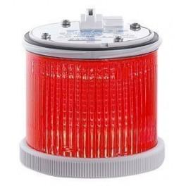 Блок TWS с LED постонного свечения на 24В AC/DC Красный (66723)