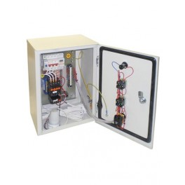 Ящик управления освещением ЯУО 9601-3274 IP54 (16А, Т.р. 12-18 А, ФР+РВМ)