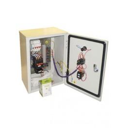 Ящик управления освещением ЯУО-9602-3874-У3.1 IP54 (63А, ФР)