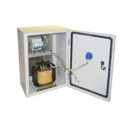 Ящик с пониж. трансформатором ЯТПО-3550-54 (ОСМ1-0,63) 220/12В IP54