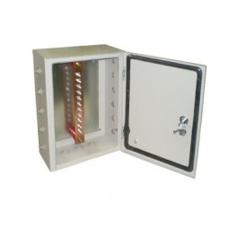 Ящик ГЗШ21 - 10 - 475А (медь 4х30 до 475 Ампер ) 10 присоединений - IP31