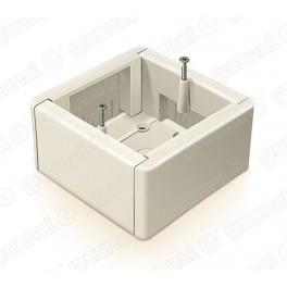 Коробка о/у для к/к установочная универсальная о/у 88х88х44 бел.