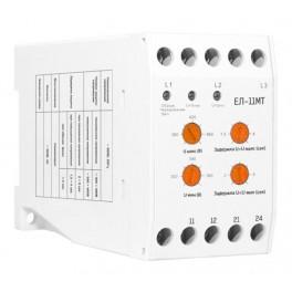 Реле контроля 3-х фазного напряжения ЕЛ 11 МТ 400В