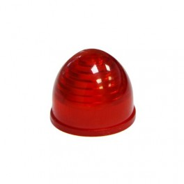 Колпачек выпуклый для AL-22 (красный)