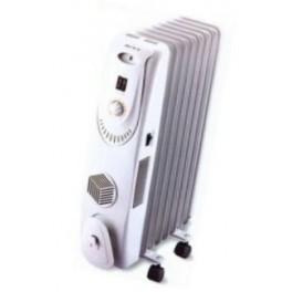 Радиатор маслонаполненный c тепловентилятором NY25LF General 11 секций