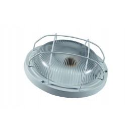 Светильник НПП 03-100-002(плоское стекло белый) без решетки IP 65 ТЕХАС